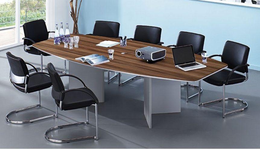 repräsentativer Konferenztisch