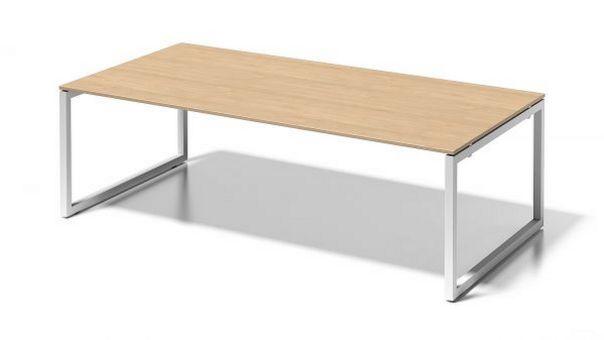 robuster Büro-Besprechungstisch 240 cm lang