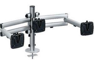 dreifache Tisch-Monitorhalterung