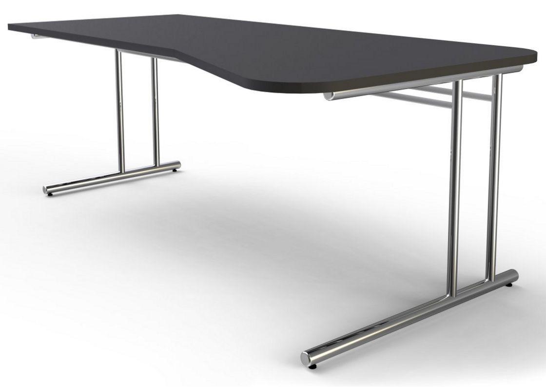 EDV-Schreibtisch mit großer Tischplatte