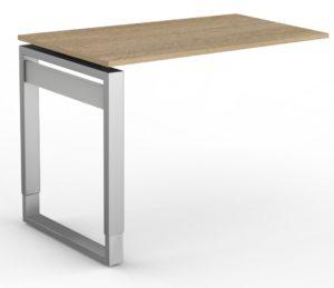 höhenverstellbarer Anbau-Schreibtisch