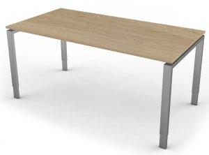 höhenverstellbarer Vierbein-Schreibtisch
