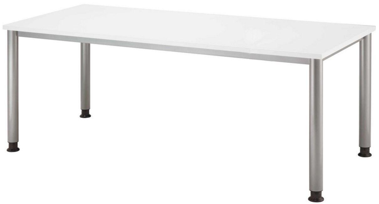 Computerarbeitsplatz-Schreibtisch höhenverstellbar