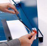 preiswerte Schneidemaschine für Papier und Folien