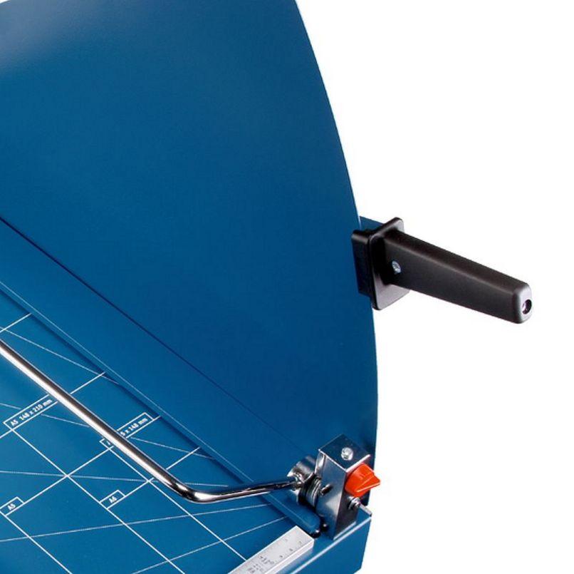 Folien-Papierschneidetisch großer Messerschutz