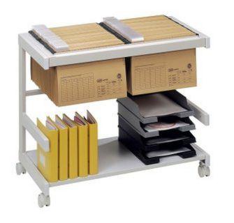 stabiler Büro-Hängemappen-Rollwagen