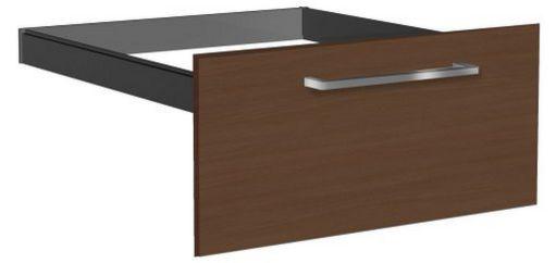 Büroschrank-Hängeregisterschubladen Wenge-Dekor