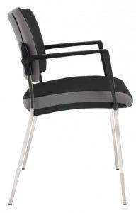 Veranstaltungsstuhl hochabriebfester und strapazierfähiger Sitzbezug