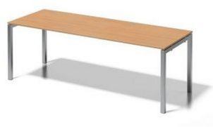 Schreibtisch robuste Holztischplatte