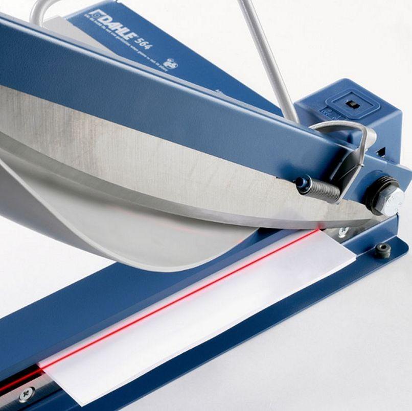 Papierschneidetisch Laserlicht-Schnittandeutung