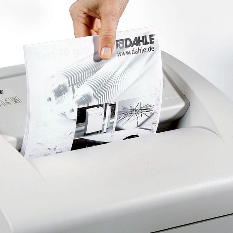 Aktenvernichter Papierstapel-Einzug automatisch