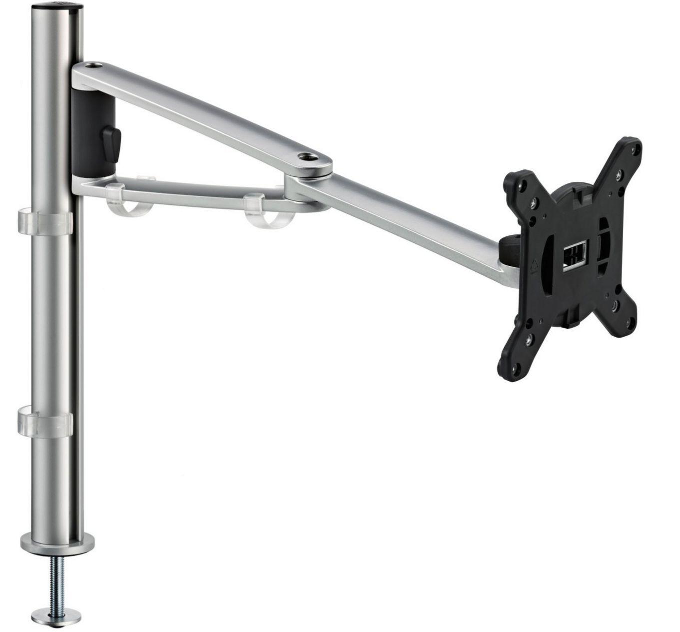 günstige Monitor-Schreibtischhalterung 360 Grad drehbar