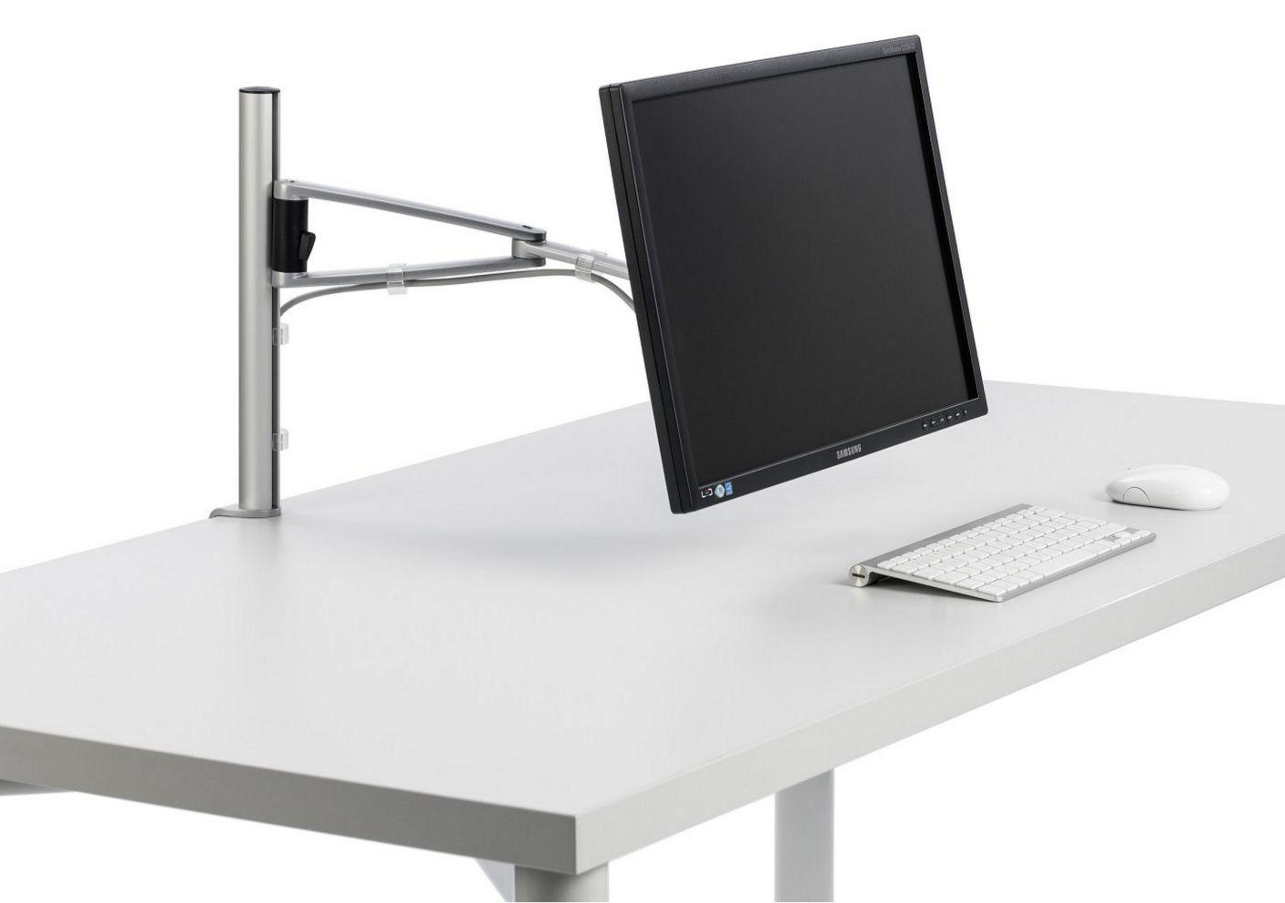 360 Grad drehbare Monitor-Schreibtischhalterung