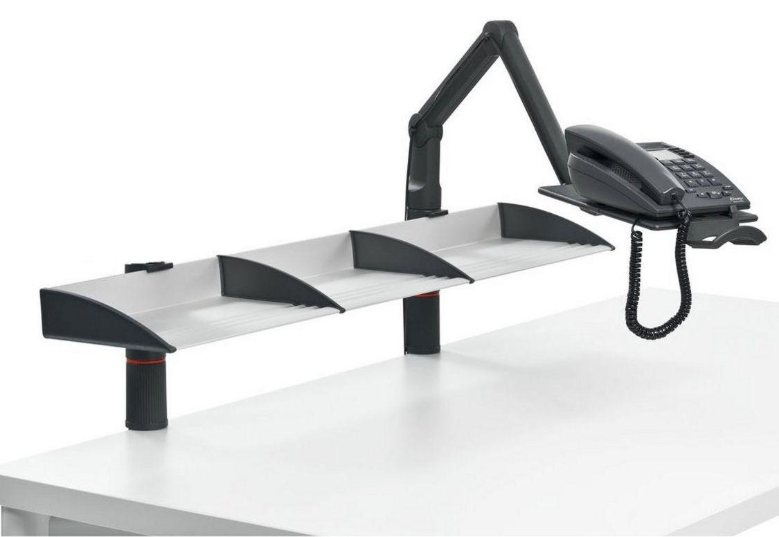 Monitor-Telefon-Tragarm-Tischbefestigung
