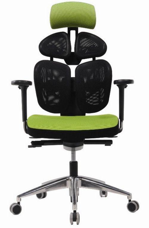 Schreibtischstuhl rückenschonendes-Sitzen