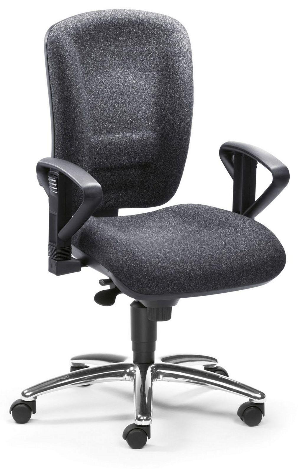 Schreibtischstuhl Lendenwirbelstütze