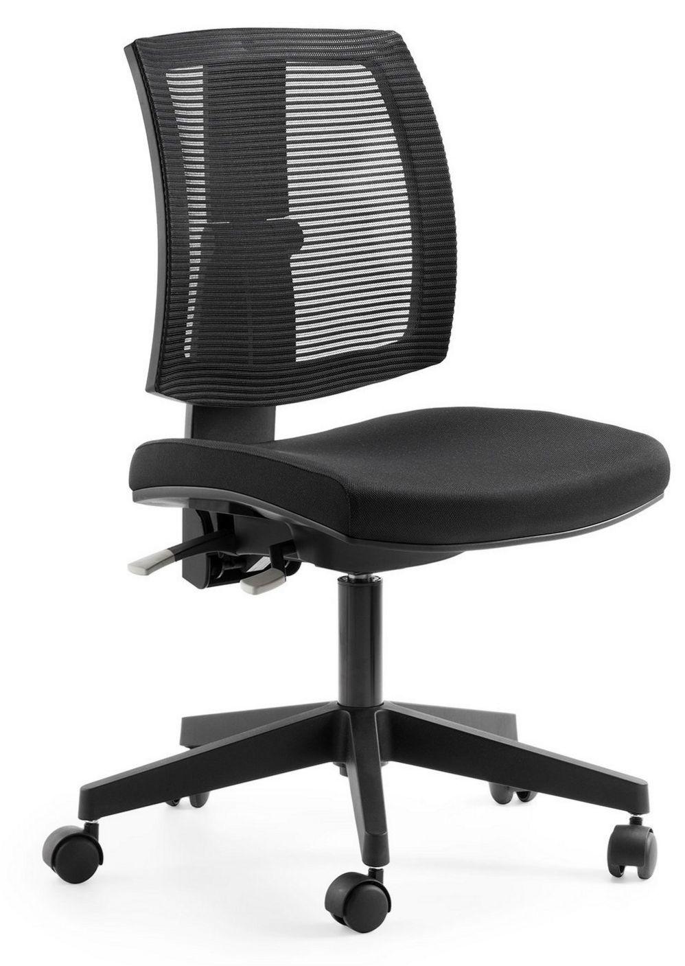 Frauen-Schreibtischstuhl Frauen-Schreibtischstuhl Rückenlehne mit Netzbezug