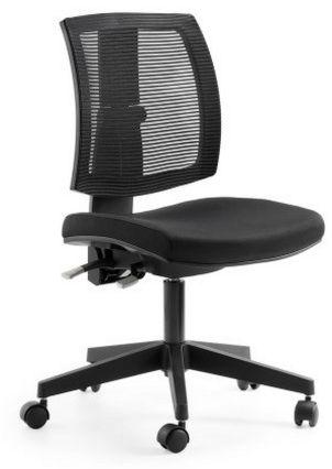 Schreibtisch-Drehstuhl speziell Frauen