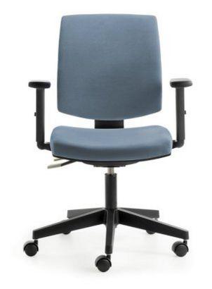 Frauen-Schreibtischstuhl ergonomischen Polstersitz
