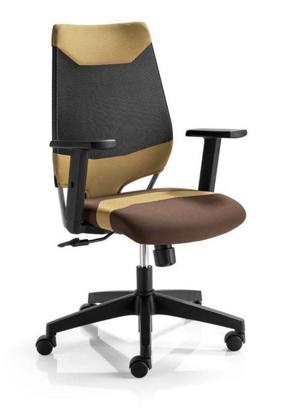 preiswerter Schreibtischstuhl Rücken Netzbezug