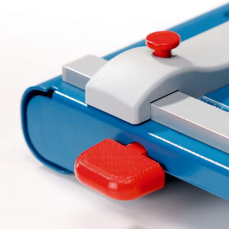 Papierschneidetisch Pressautomatik