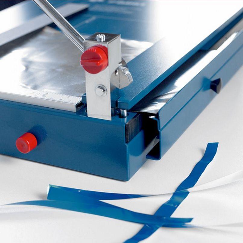 abschließbare Folien-Papierschneidetisch