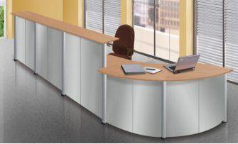 modulares Büro-Thekensystem