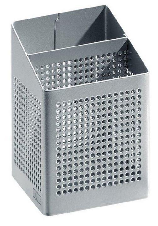Metall-Stiftköcher-Tischmontage