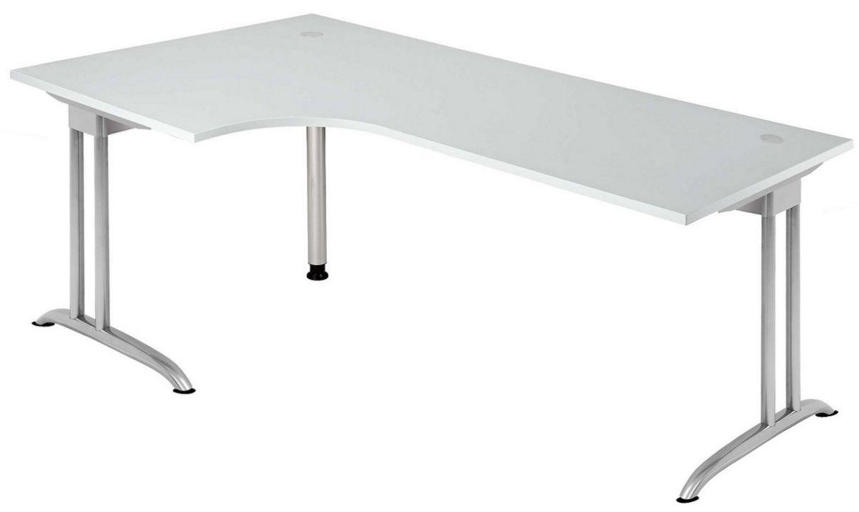Schreibtisch winkelförmig 200x120 cm