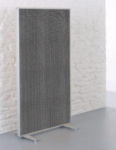 schallabsorbierende und  schwer entflammbarer Büro-Raumteiler