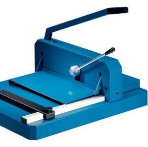 sichere Papierstapel-Schneidemaschine