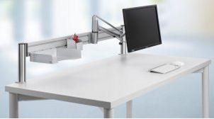 Tischhalterungs frei schwenkbar Monitor-Tragarm