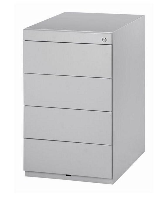 Schreibtisch-Schubladenschrank abschließbar höhenverstellbar
