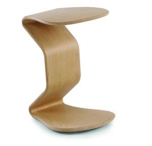 leicht federnder Schreibtisch-Sitzhocker für Jugendliche bis 175 cm Körpergröße