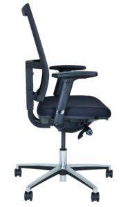 bequemer Schreibtischstuhl bis 110 kg belastbar