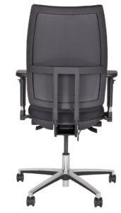 Schreibtischstuhl mit verstellbarer Rückenlehne