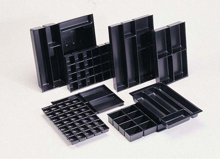 Ablagefächer für Schubladenschrank