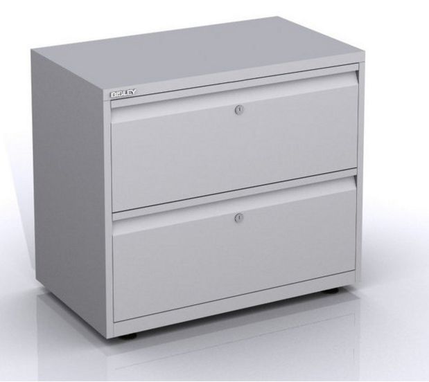 Schubladen-Stahlschrank separat abschließbaren Schubladen