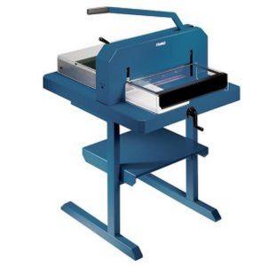 präzise Papierstapelschneidemaschine Papierstapel 800 Blatt