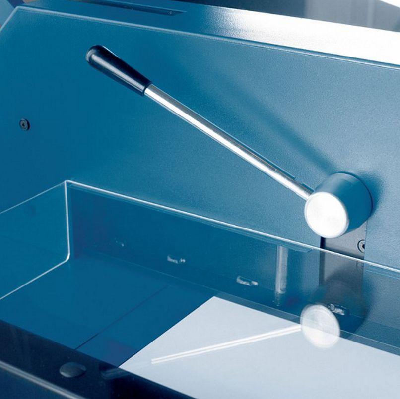 Papierstapel-Schneidemaschine Schnellpressung von bis zu 800 Blatt Papier