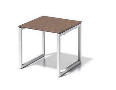 robuster Schreibtisch-Ansatztisch 80 x 80 cm