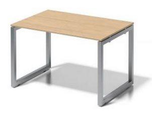 Stahlgestell-Schreibtisch robuste Tischplatte