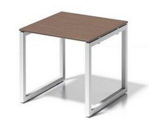Stahlgestell-Schreibtisch-Ansatztisch
