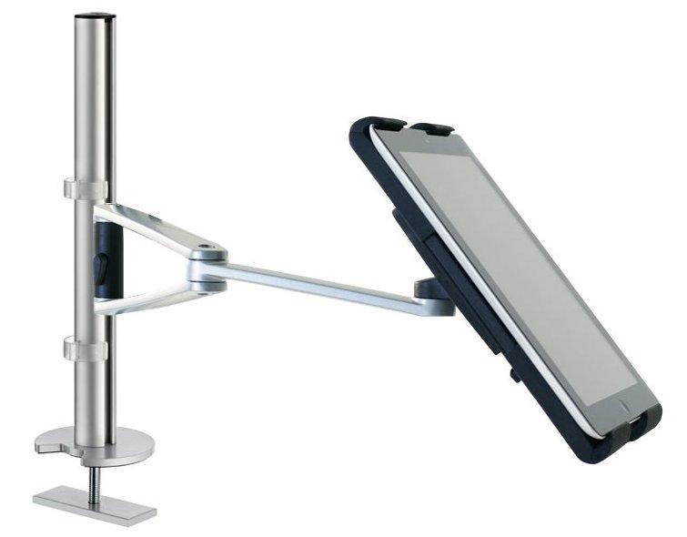 Schreibtischhalterung für Tablets