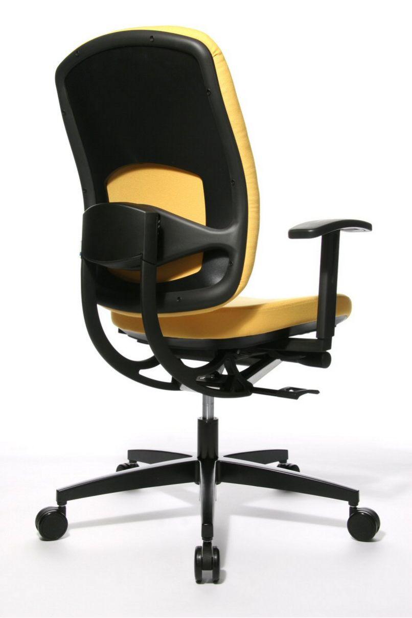 robuster-rückenschonender Schreibtisch-Drehstuhl